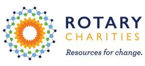 Rotary Charities logo